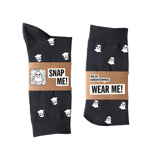 Eigene Design-Socken