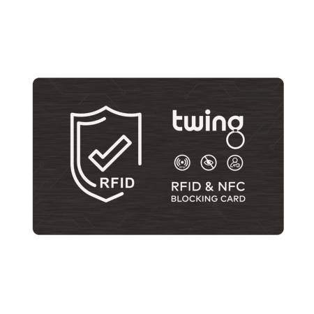Anti RFID Card, RFID Karte, NFC und RFID Karte, Schutz vor Skimming, Trend Werbeartikel, RFID Blocker Karte