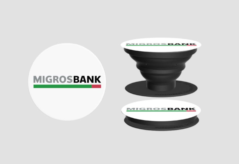Migros Bank PopSockets