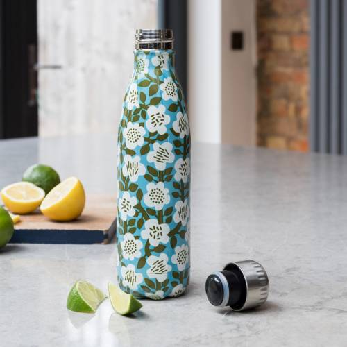 Twing Trinkflasche: Eigenes Design möglich. Jetzt bei Twing: Thermoflasche mit CI/CD Design.