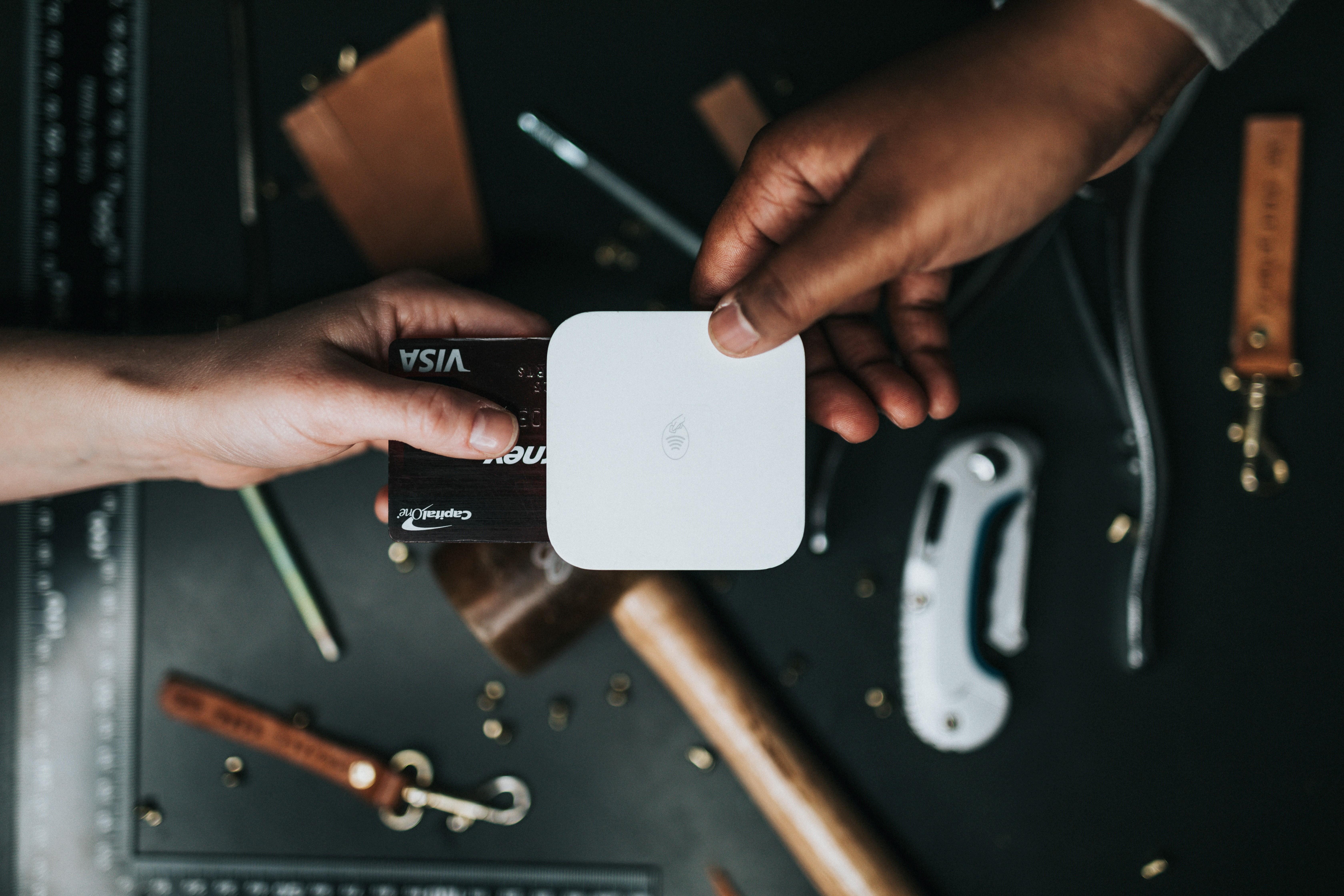 twing rfid schutzkarte - rfid blocker card