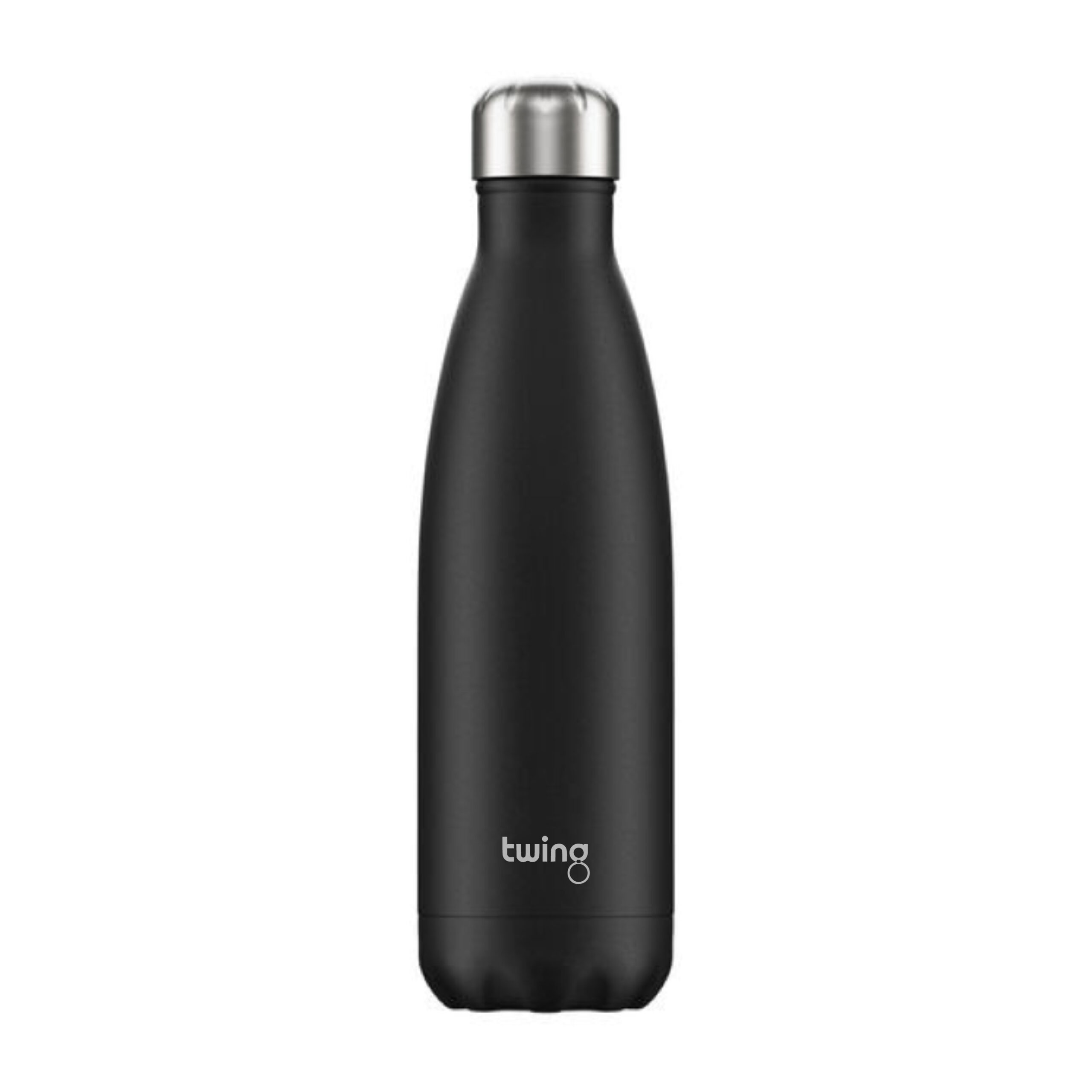 Twing Trinkflasche silber